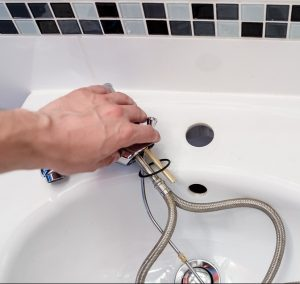 plumber fitting taps